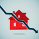 CoreLogic weekly house price update: Heavy falls