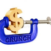 "Banks begin to ""throttle credit"""