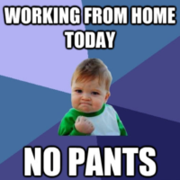 Working from home crushes office rents