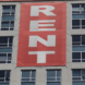 Apartment rents dive off a cliff