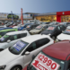 New car sales plunge for 27th consecutive month