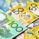 Australian dollar strong as stocks threaten unwind