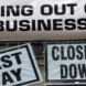 Tens of thousands of businesses face collapse