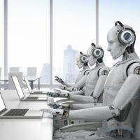 Robots bid themselves into stock bubble