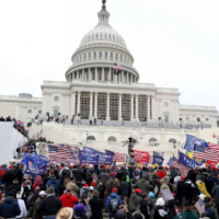 US on brink of civil war as Trump supporters storm capitol