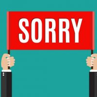 Apology to Kevin Rudd
