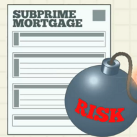 Sub-prime mortgages are back in vogue
