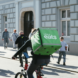 Uber Eats booms on COVID