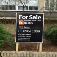 August property listings hit record low